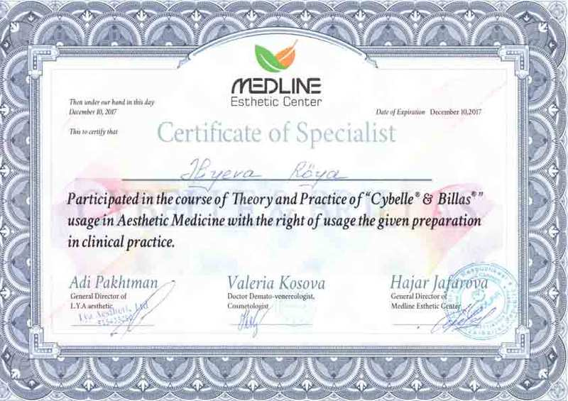 Qalereya Gloss Esthetic Lab hekimtap.az