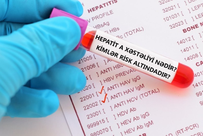 Hepatit A xəstəliyi nədir?