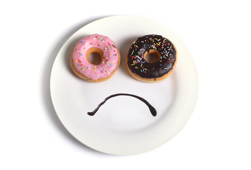 Як зменшити споживання цукру?  doctortap.com.ua