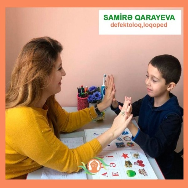 """Qalereya Mərkəzimizdə """"Xüsusi Qayğıya ehtiyacı olan uşaqların reablitasiyası həyata  keçirilir:  Psixoloq,  loqoped,  pedaqoq, İdman, Refleksoloq , Duyğu bütünləmə bu proqrama aiddir."""