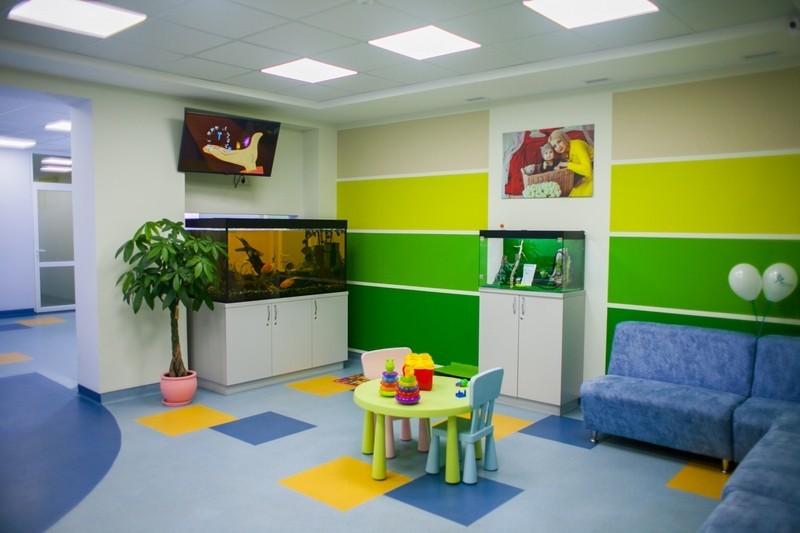 Галерея Веселка – приватна дитяча поліклініка doctortap.com.ua