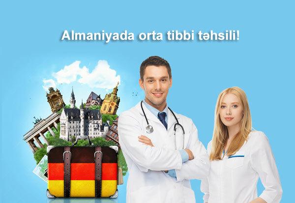 Almaniyada Təhsil və İş!  hekimtap.az