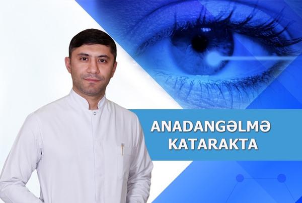 Anadangəlmə katarakta