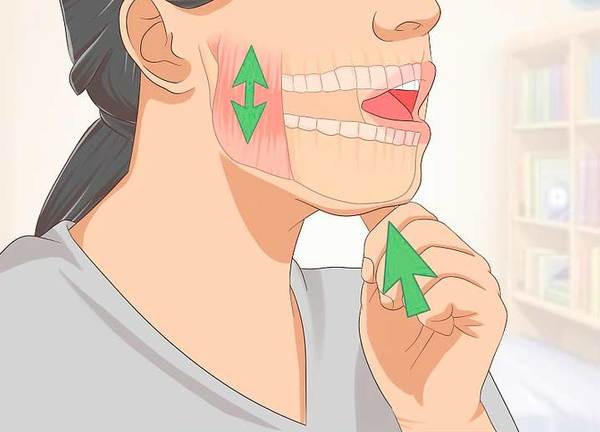 temparomandibulyar sindrom çənə ağrıları