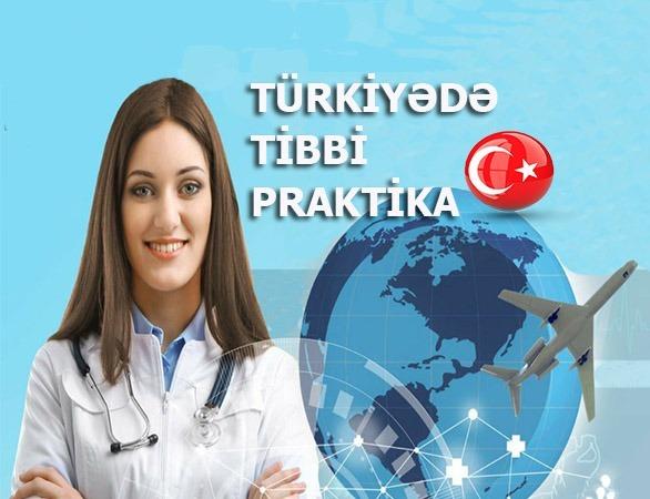 Türkiyədə Tibbi Praktika!  hekimtap.az