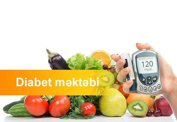 diabet məktəbi