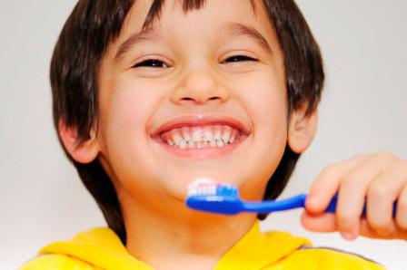 uşaqlarda çürük dişlər