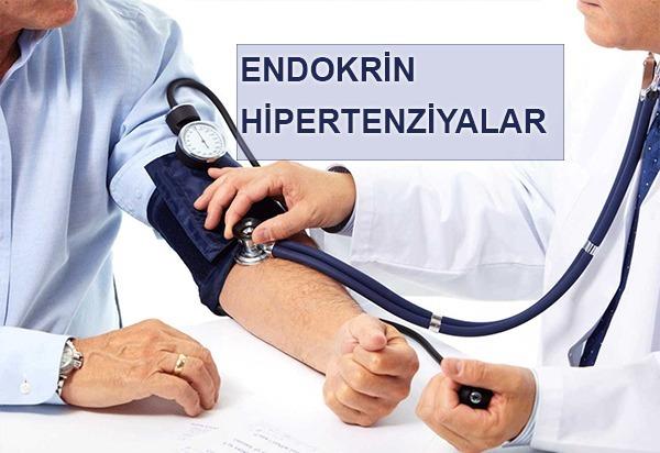 Endokrin hipertenziyalar