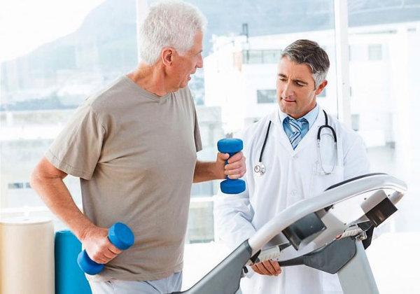 ürək çatışmazlığı zamanı reabilitasiya