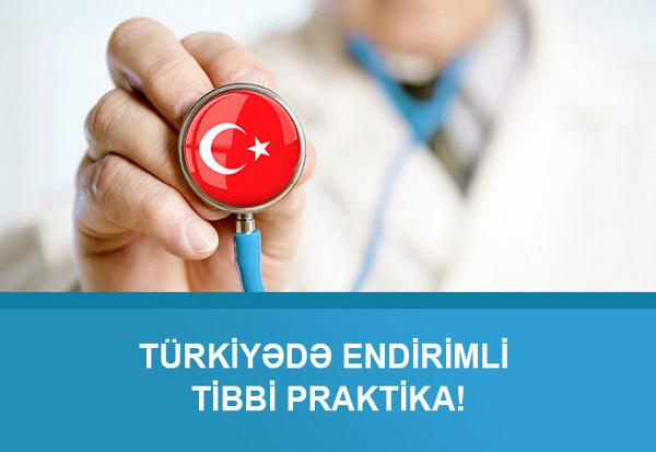 Türkiyədə endirimli tibbi təcrübə (praktika)!  hekimtap.az