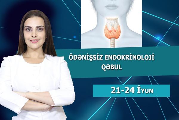 Ödənişsiz endokrinoloji qəbul hekimtap.az