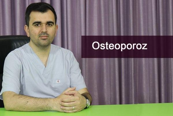 OSTEOPOROZUn müalicəsi