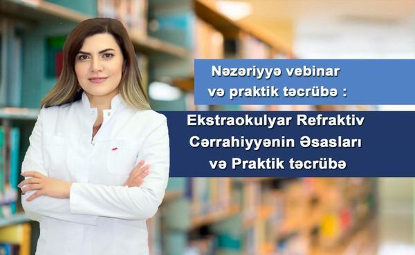 Ekstraokulyar Refraktiv Cərrahiyyənin Əsasları və Praktik təcrübə  hekimtap.az