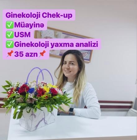 Ginekoloji check-up hekimtap.az