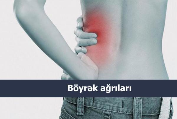Böyrək ağrıları