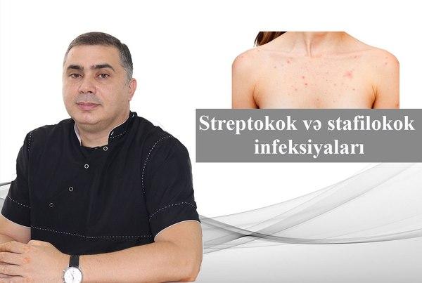 Streptokok və stafilokok infeksiyaları