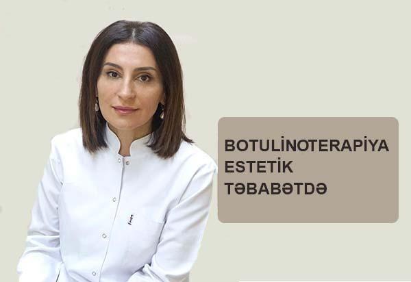 botulinoterapiya estetik təbabətdə