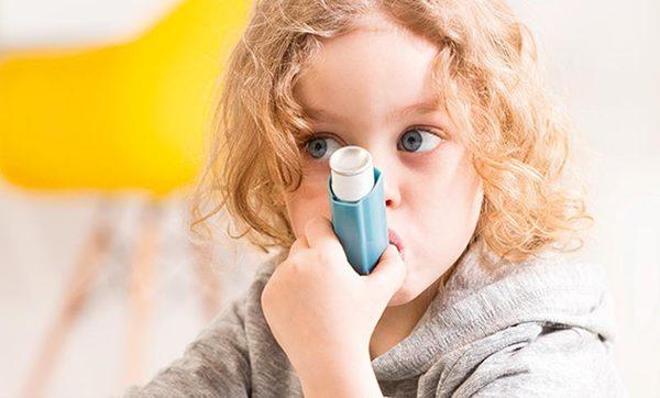 uşaqlarda bronxial astma