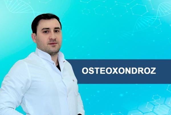 osteoxondrozamüasir yanaşma