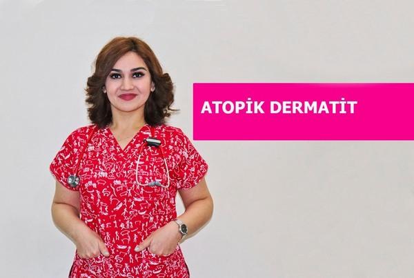 Atopik dermatitin əlamətləri