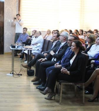 HəkimTap tanınmış türk həkimlərlə ilk tibbi seminarını uğurla keçirdi! hekimtap.az