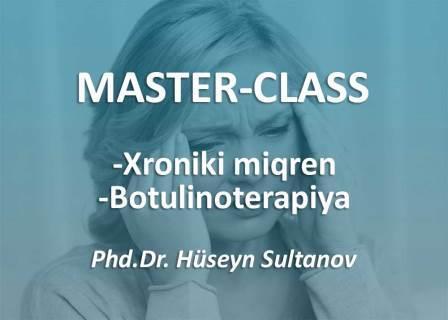 Botulinoterapiya. Master-klass !  hekimtap.az