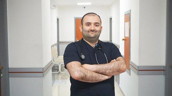 allerqoloq-immunoloq Əzizov Pərviz Faraqat oğlu ilə müsahibə