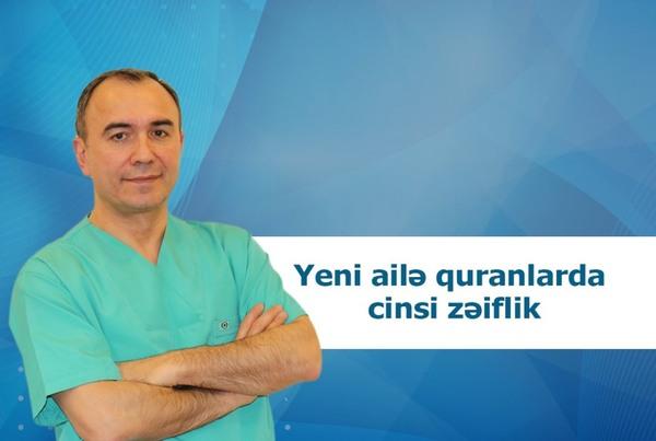 Yeni ailə quranlarda cinsi zəiflik hekimtap.az