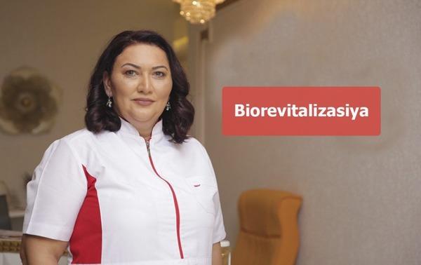 Biorevitalizasiya proseduru