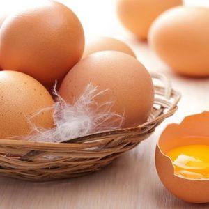 yumurta ağı maskası necə hazırlanır?