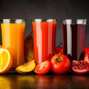 meyvə suları beyni qidalandırır